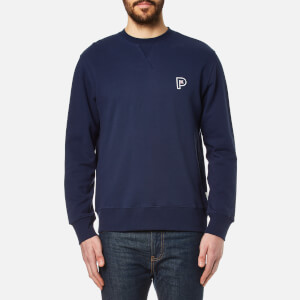 Penfield Men's Redlands Crew Neck Sweatshirt - Blueprint