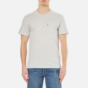 Levi's Men's Sunset Pocket T-Shirt - Lunar Rock Tri Blend