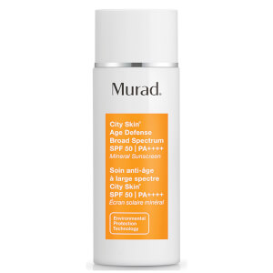 Murad City Skin Age Defense Broad Spectrum SPF50 PA ++++