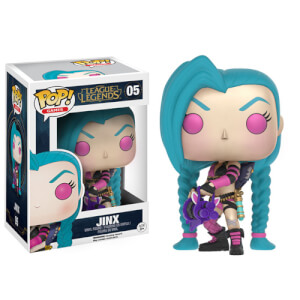 Figurine Pop! Jinx League Of Legends