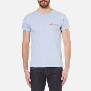 Maison Labiche Men's Rebel Rebel T-Shirt - Sky Blue