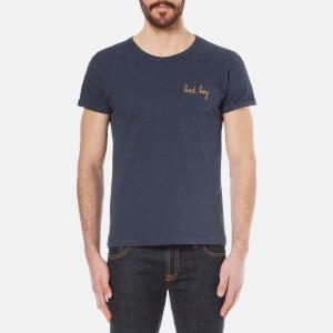 Maison Labiche Men's Bad Boy T-Shirt - Marine