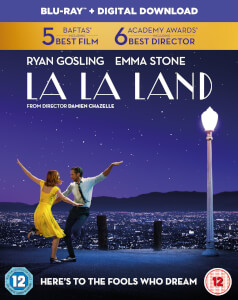 La La Land (Includes UV Copy)