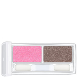 RMK Face Pop Eyes - Silver Mauve Beige