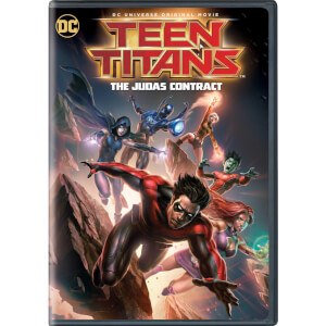 Teen Titans Judas Contract