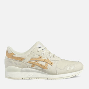 Asics Men's Gel-Lyte III 'Tote Pack' Trainers - Birch/Tan