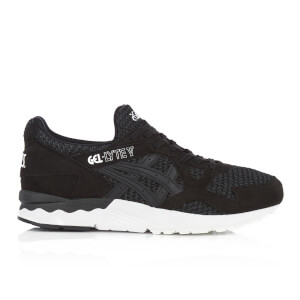 Asics Men's Gel-Lyte V 'Open Mesh Pack' Trainers - Black/Black