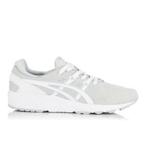 Asics Men's Gel-Kayano Evo Mesh Trainers - White/White