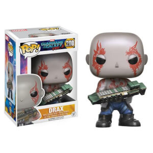 Guardians of the Galaxy Vol. 2 Drax Funko Pop! Vinyl