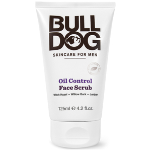 Esfoliante Facial Oil Control da Bulldog 125 ml