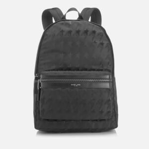 Michael Kors Men's Kent Backpack - Black