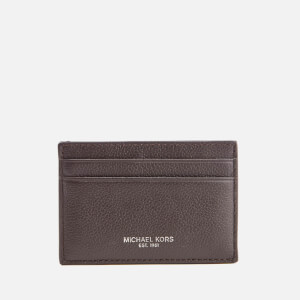 Michael Kors Men's Bryant Card Case - Brown