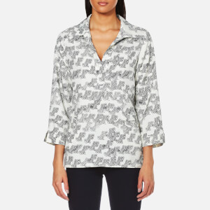 A.P.C. Women's Abby Blouse - White