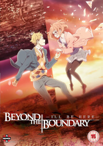 Beyond The Boundary The Movie: I'll Be Here - Past Chapter/Future Arc