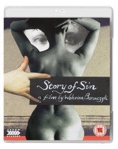 The Story of Sin - Dual Format (Includes DVD)