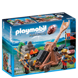 Playmobil Royal Lion Knight's Catapult (6039)