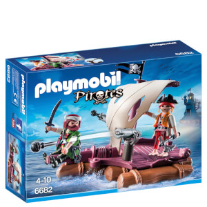 Playmobil Pirate Raft (6682)