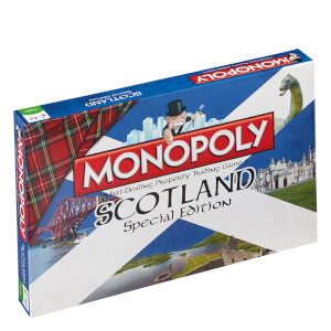 Monopoly - Scotland Edition