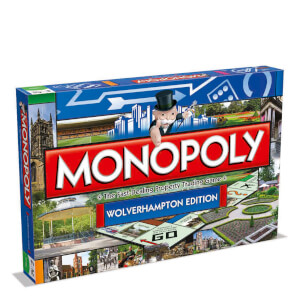 Monopoly Board Game - Wolverhampton Edition