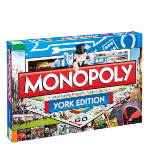 Monopoly - York Edition