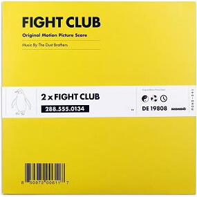 BO Fight Club par les Dust Brothers (2LP)