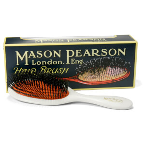 Mason Pearson Pocket Bristle Brush - B4 - Ivory: Image 1