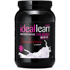 IdealLean Protein - Strawberries N Cream 900g