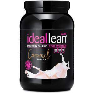 IdealLean Protein - Caramel Mocha 900g