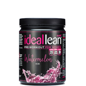 IdealLean Pre-Workout - Watermelon Ice