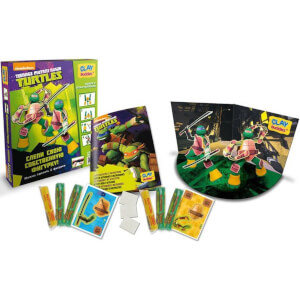 Teenage Mutant Ninja Turtles Clay Buddies Fun Kids Craft Pack Models Art Create