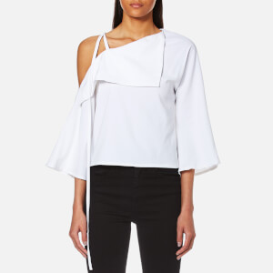 House of Sunny Women's Envelope Top - Clean