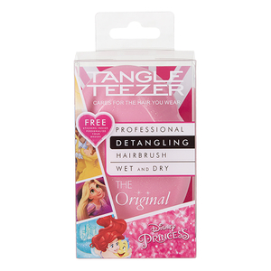Tangle Teezer The Original Detangling Hairbrush - Disney Princess: Image 1