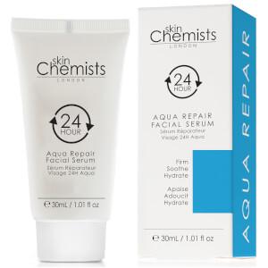 skinChemists 24H Aqua Repair Facial Serum(스킨케미스트 24H 아쿠아 리페어 페이셜 세럼 30ml)