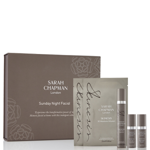 Sarah Chapman Sunday Night Facial Set (Worth £68.50)