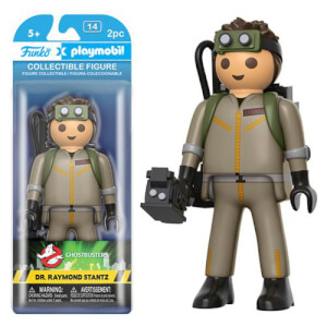 Funko x Playmobil: Ghostbusters - Dr. Raymond Stantz Action Figure
