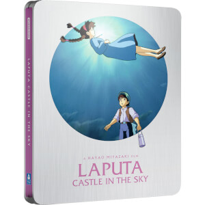 Laputa: Castle In The Sky - Zavvi UK Exclusive Limited Edition Steelbook
