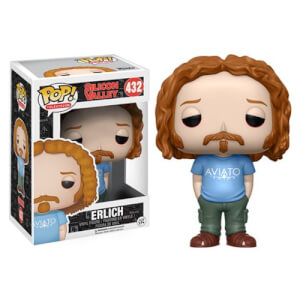 Figurine Erlich Silicon Valley Funko Pop!