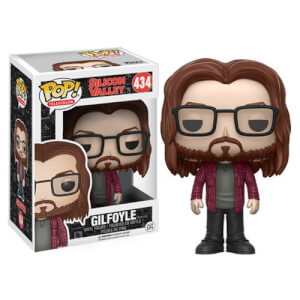 Silicon Valley - Gilfoyle Figura Pop! Vinyl