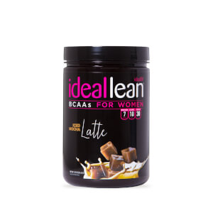 IdealLean BCAAs - Iced Mocha Latte - 30 Servings