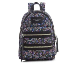 Marc Jacobs Women's Biker Mini Backpack - Purple/Multi