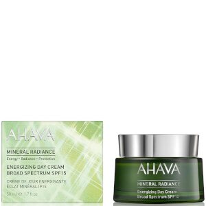 AHAVA Mineral Radiance Energizing Day Cream SPF15 48ml