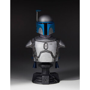 Gentle Giant Star Wars II: Attack of the Clones 1:6 Jango Fett Classic Mini Bust