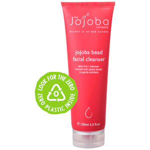 The Jojoba Company Jojoba Bead Facial Cleanser 125 ml