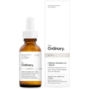 디 오디너리 카페인 솔루션 5% + EGCG 30ML (THE ORDINARY CAFFEINE SOLUTION 5% + EGCG 30ML)