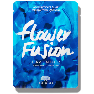Origins Flower Fusion™ Hydrating Sheet Mask – Lavender