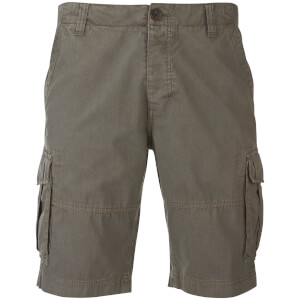 Threadbare Men's Hulk Cargo Shorts - Grey