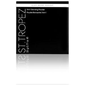 St. Tropez 3-in-1 Bronzing Powder 22g: Image 3