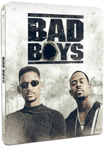 Bad Boys Zavvi Exclusive Limited Edition Steelbook Mastered in 4K