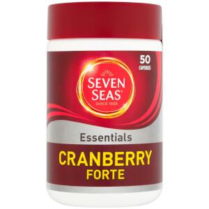 Seven Seas Cranberry Forte - 50 Capsules
