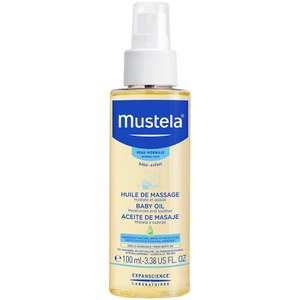 Mustela Baby Oil 3.38 oz.